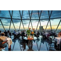 Three Course Meal With Cocktails For Two At Searcys At The Gherkin Picture