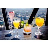 Cocktails For Two At Searcys At The Gherkin Picture