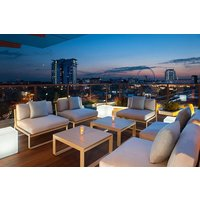 Seven Course Tapas With Cocktails For Two At H10 London Waterloo Sky Bar Picture