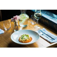 Three Course Meal With Wine For Two At Goat, Chelsea Picture