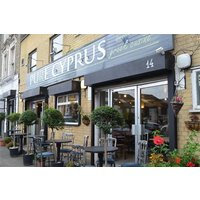 Three Course Meal And A Bottle Of Wine For Two At Pure Cyprus Picture
