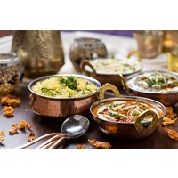 Indian Dining for Two - India Gifts