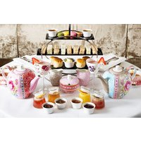 Gin And Jam Afternoon Tea For Two With A Cocktail Masterclass At Hush - Special Offer Picture