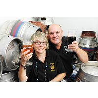 Brewery Tour For Two At Kissingate Brewery Picture