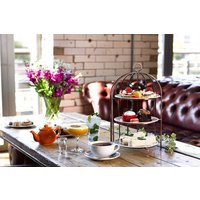Cocktail Afternoon Tea For Two At Revolution Bars Picture