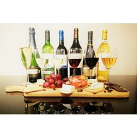 Luxury Wine Champagne and Port Tasting with Cheese and Truffles at Wine Cottage - Cheese Gifts