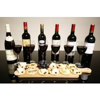 Luxury Vintage and Estate Red Wine and Cheese Tasting for Two at Wine Cottage - Cheese Gifts