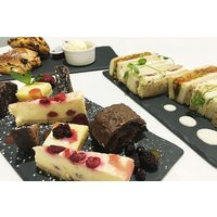 Afternoon Tea with Prosecco for Two at Best Western Rockingham Forest Hotel - Afternoon Tea Gifts