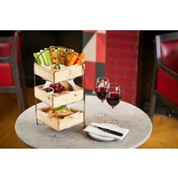 Cheese Lovers Afternoon Tea with Wine for Two at Cafe Rouge - Cheese Gifts