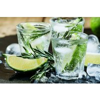 Gin Tasting Experience With Canape Workshop For Two At The Smart School Of Cookery Picture