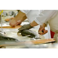 Salmon Carving Masterclass with H. Forman & Son - Son Gifts