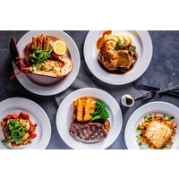 Saturday Night Cabaret Show with Two Course Meal for Two at Cafe de Paris - Paris Gifts