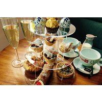 Italian Themed Bottomless Afternoon Tea for Two at La Mucca Nera - Italian Gifts