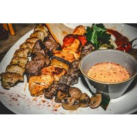 Three Course Meal With Sides And Wine For Two At Mamounia Lounge Knightsbridge Picture