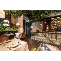 Three Course Meal And Glass Of Wine For Two At Zuaya London Picture