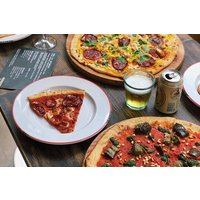 Bottomless Pizza For Two At Gordon Ramsay's Street Pizza, St Paul's Picture