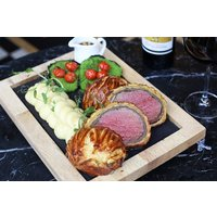 Beef Wellington Dining Experience for Two at Gordon Ramsay's Bread Street Kitchen - Dining Gifts