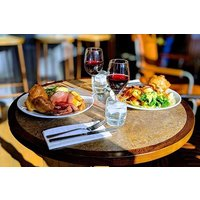 Three Course Meal With Wine For Two At D'parys Picture
