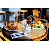 Three Course Meal With Wine For Two At The Old Cock Inn Picture