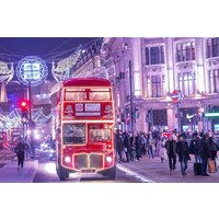 Christmas Afternoon Tea London Bus Tour for Two with Brigit's Bakery - Days Out Gifts