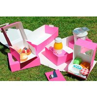 Picnic Box Afternoon Tea for Two with B Bakery, Covent Garden - Picnic Gifts