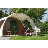 One Night Glamping Break At The Old Oaks Touring Park (midweek) Picture