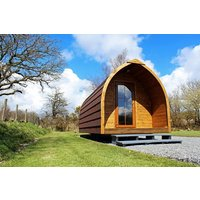 One Night Glamping Break At River View Touring Park Picture