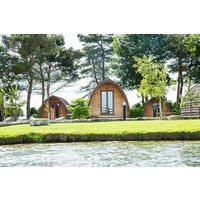Two Night Break in a Private Camping Pod at Lake Dacre - Camping Gifts