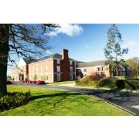 Friday Night Spa Break with 25 Minute Treatment and Dinner at Whittlebury Hall - Spa Gifts