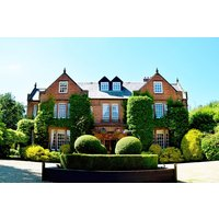 One Night Deluxe Gourmet Escape for Two at Nunsmere Hall - Gourmet Gifts