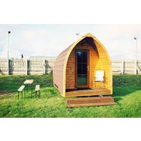 Two Night Glamping Stay At Plum Pudding Equestrian Centre For Two Picture