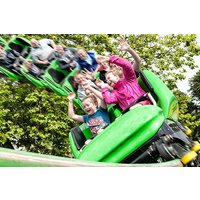Drayton Manor Park, Home of Thomas Land Tickets with Lunch for Two Adults and Two Children - Thomas Gifts