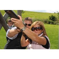 Clay Pigeon Shooting For Two Picture