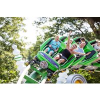 Drayton Manor Park, Home of Thomas Land Tickets for Two Adults and Two Children - Thomas Gifts