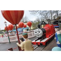 Drayton Manor Park, Home of Thomas Land Ticket for One Child - Thomas Gifts