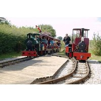 Steam Train Driving Taster Experience In Nottinghamshire Picture