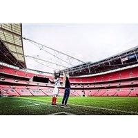 Child Tour Of Wembley Stadium Picture