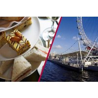 Thames Rover Pass and Afternoon Tea for Two at Art St. Kitchen, Westminster - Kitchen Gifts