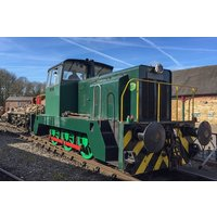 Introductory Diesel Train Driving Experience on the Elsecar Heritage Railway - Diesel Gifts