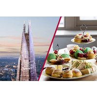 The View From The Shard With Luxury Afternoon Tea For Two Picture