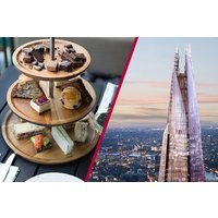The View From The Shard And Sparkling Afternoon Tea At Hotel Chocolat For Two Picture