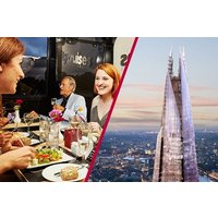 The View From The Shard And Two Course Thames Lunch Cruise For Two Picture