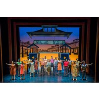 Stalls Or Dress Circle Superior Theatre Show With Three Course Meal And Wine Picture