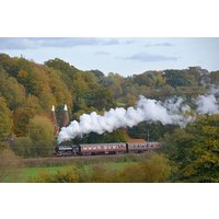 Spa Valley Railway Ticket for Two Adults and Two Children - Children Gifts
