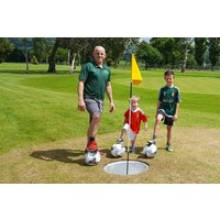Entry to Foot Golf at North Wales Golf Course for Two Adults - Kids Go Free - Wales Gifts