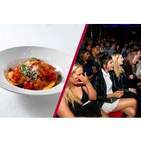 Comedy Tickets and Three Course Meal and Glass of Wine for Two at Prezzo - Comedy Gifts