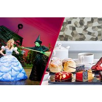 Upper Circle Theatre Show and Chocoholic Afternoon Tea at Hilton Park Lane - Days Out Gifts