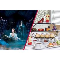Stalls or Dress Circle Superior Theatre Show and Hilton Park Lane Chocoholic Tea - Days Out Gifts