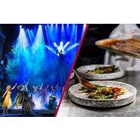 Upper Circle Theatre Show And 3 Course Meal At A Contemporary London Restaurant Picture