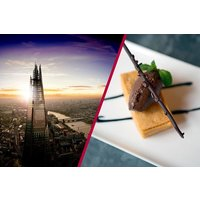 The View From The Shard With Three Course Dinner At Hotel Chocolat's Rabot 1745 Picture